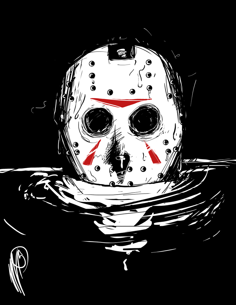 Horror Classics: Jason Voorhees by SGTMADNESS on DeviantArt
