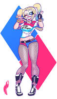 Squad Harley by SGTMADNESS