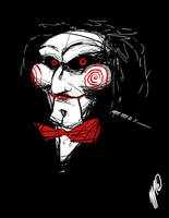 Horror Classics - Billy The Puppet by SGTMADNESS
