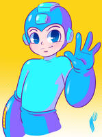 Megaman 11 by SGTMADNESS