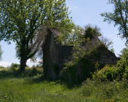 Old farm building by korenwolf