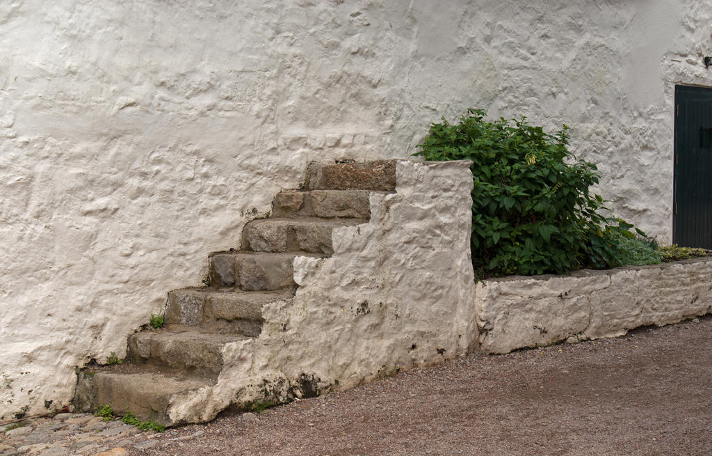 Stairway to somewhere