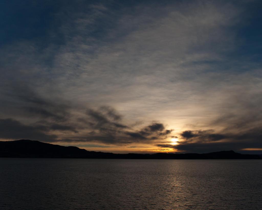 Norway - 2013 12 16 10x8 Trondheimfjord