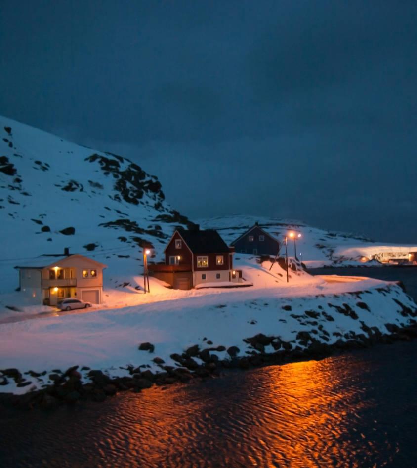 Norway - 2013 12 11 0840 by korenwolf