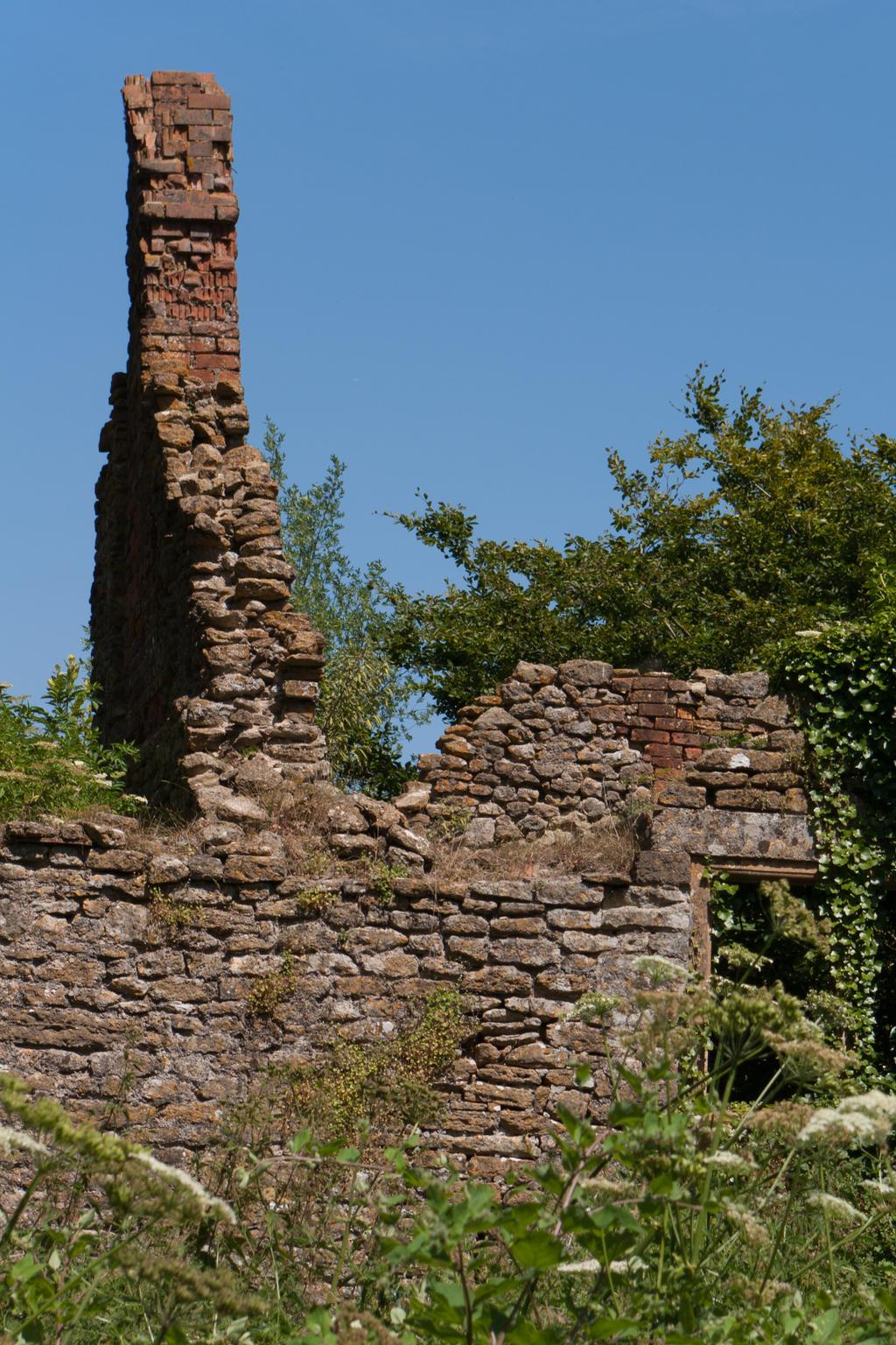Mells - Abandoned House - 2