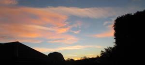 Quick shots: Sunrise