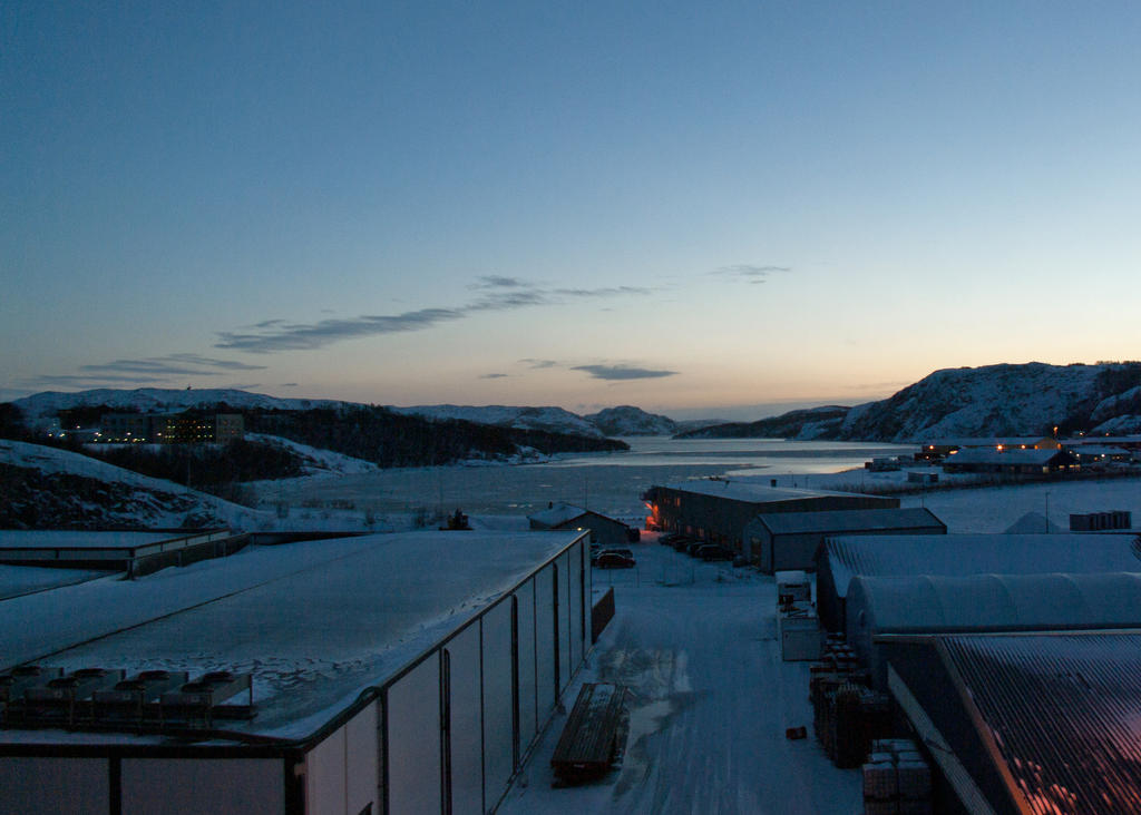 Kirkenes - Industry