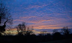 Sky nr Shepton Mallet (2014 03 05)