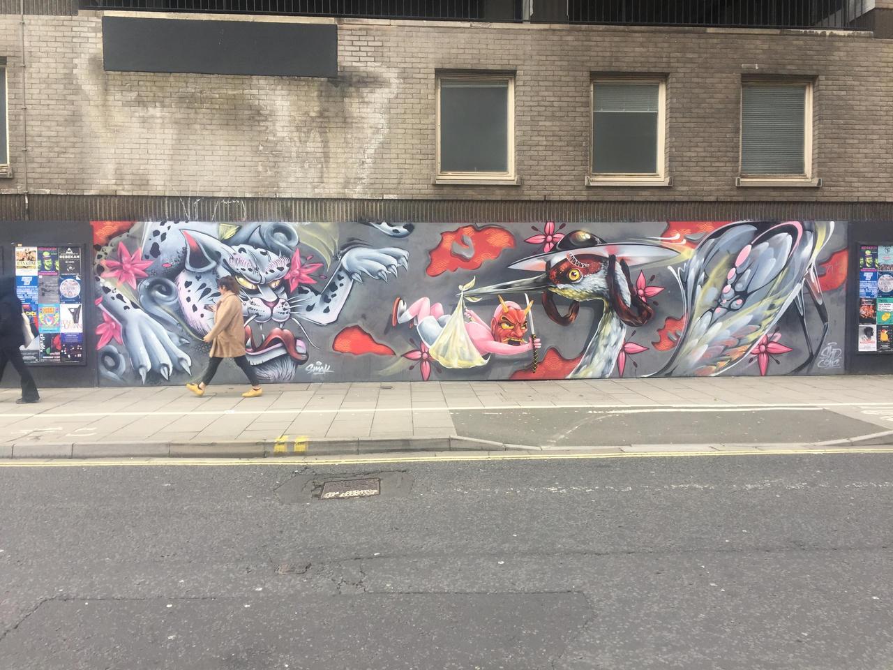 Bristol - Street Art #3