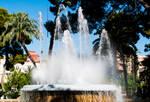Cartagena - Fountain