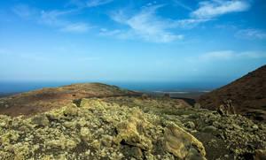Lanzarote - Los Volcanes