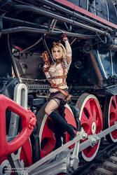 Steampunk by CaptainIrachka