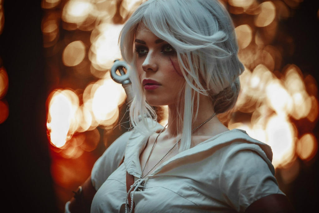 Cirilla of Cintra by CaptainIrachka