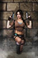 Lara Croft - Tomb Raider Legend by CaptainIrachka