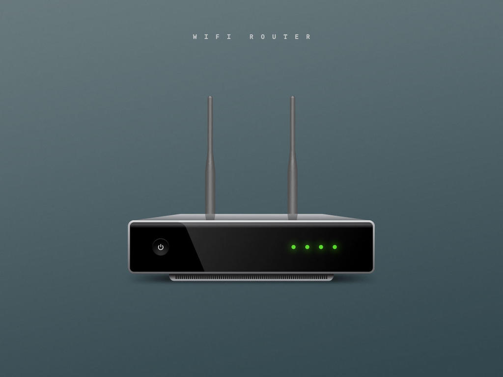 Router by klaudiamad