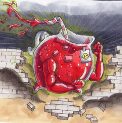 Wall Breaking by Sleepy17