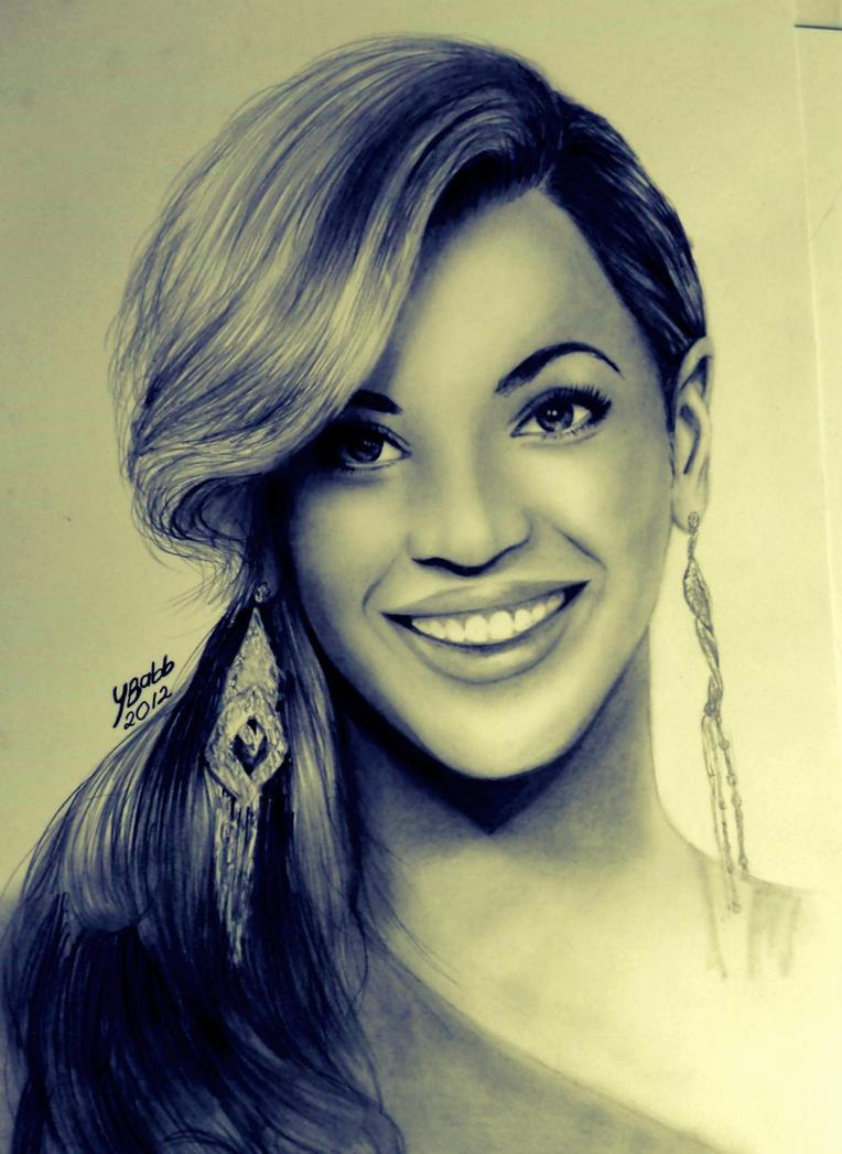 Beyonce by youbabb