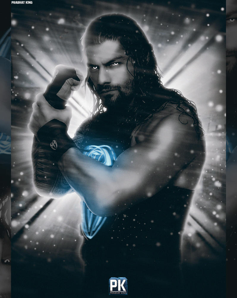 WWE Roman Reigns Picture by PrabhatKing01 on DeviantArt