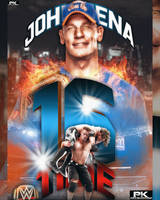 John Cena 2017 Picture by PrabhatKing01