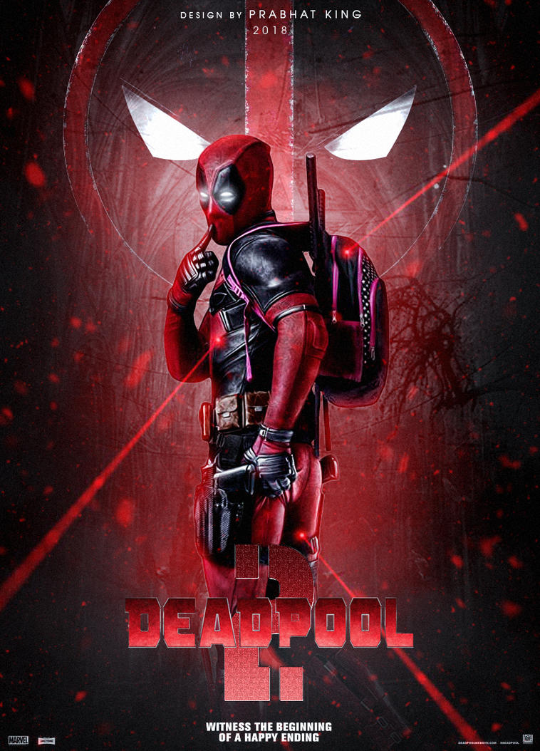 Deadpool Movie Poster | www.pixshark.com - Images ...