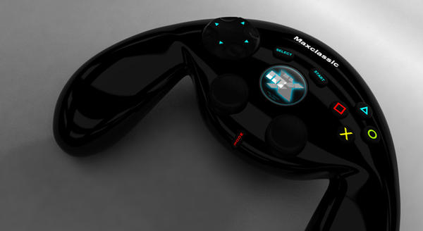 max controller by xiao4
