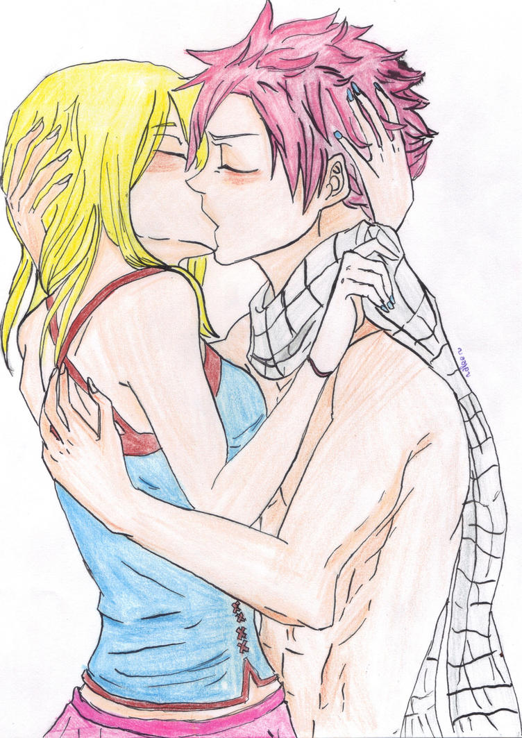 NaLu by DarkMagician1611