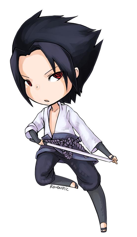 Sasuke by Ravenistic