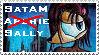 SatAM Sally, not Archie Sally