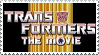 Transformers Movie Stamp by VVraith
