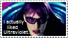 Ultraviolet Stamp by VVraith