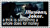 The Joker's ILLUSION by VVraith