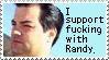 Randy Stamp by VVraith