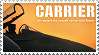 Carrier Stamp by VVraith