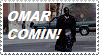 Omar Stamp by VVraith