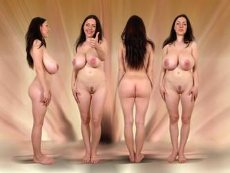 Anatomie Milf Caroline by Arts-Muse