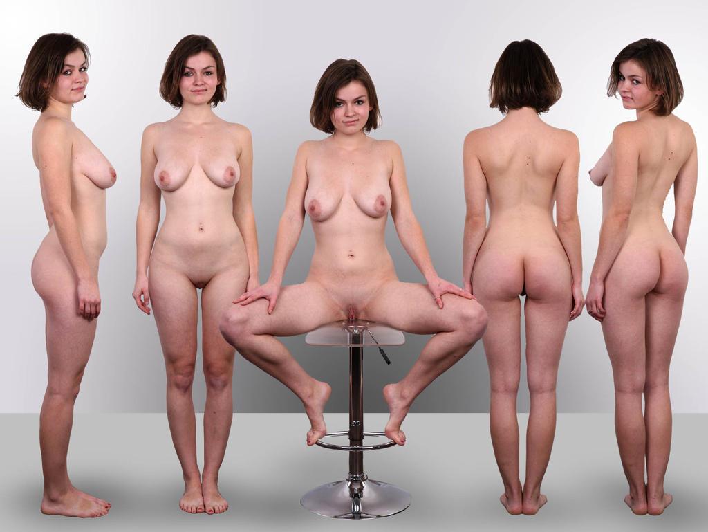 Naked Anatomy 90