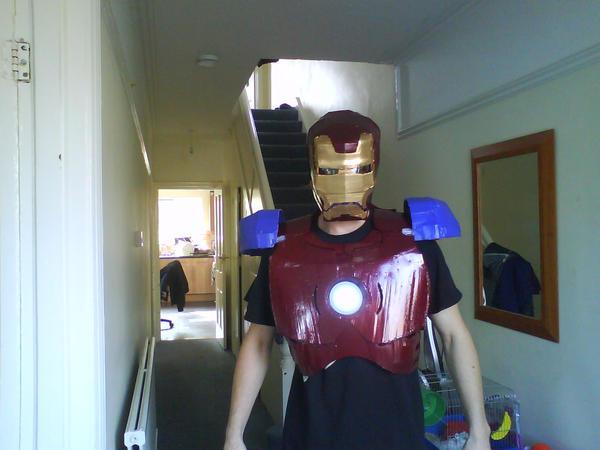 iron man cosplay 3 by jobiwan