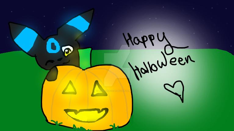 HAPPY HALLOWEEN! by Bindiluckycat