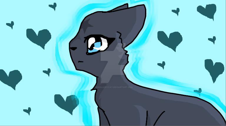 BlueStar by Bindiluckycat