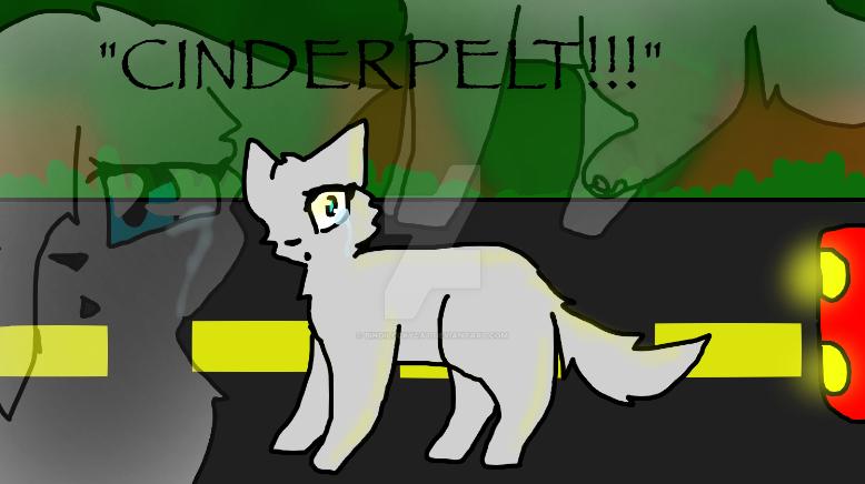 Cinderpelt by Bindiluckycat