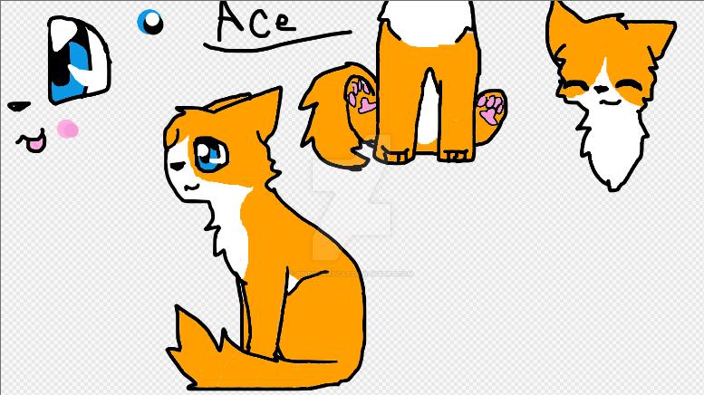 Ace by Bindiluckycat