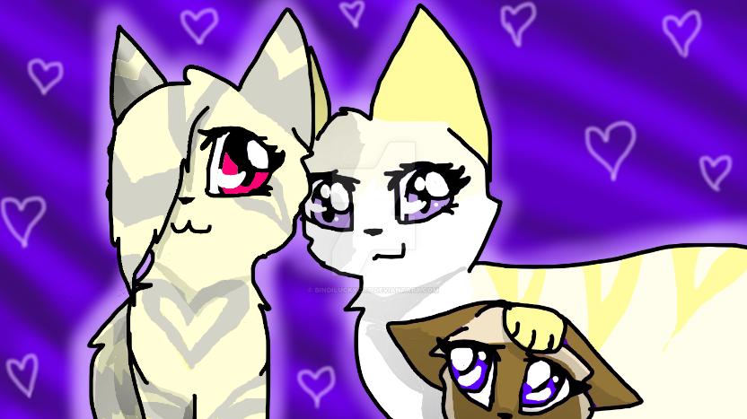 Sister's by Bindiluckycat
