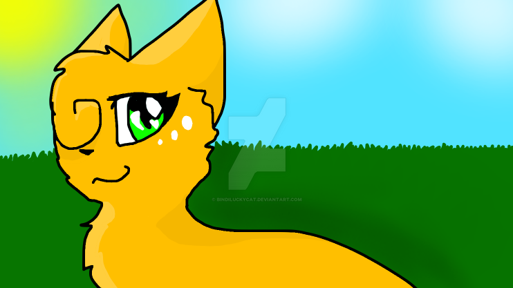 Squirrelflight by Bindiluckycat