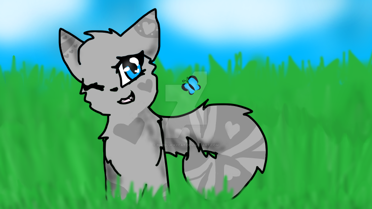 is that a butterfly by Bindiluckycat