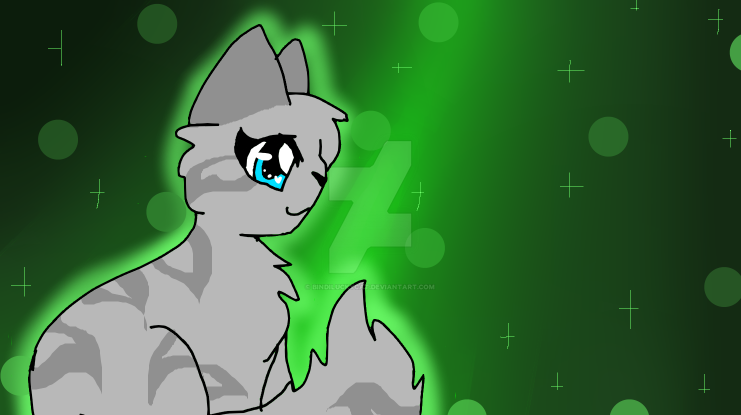 Gray tabby! by Bindiluckycat