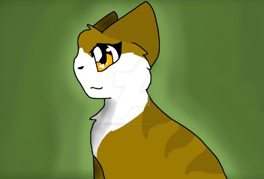Leafpool by Bindiluckycat