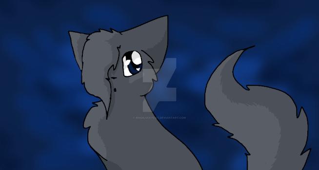 Egyptian Blue by Bindiluckycat