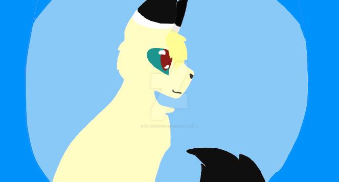 Art for Zedeadlypanda by Bindiluckycat