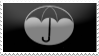 Umbrella academy Stamp by nifel
