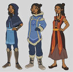 Katara - costume concepts 2 by silverwing66